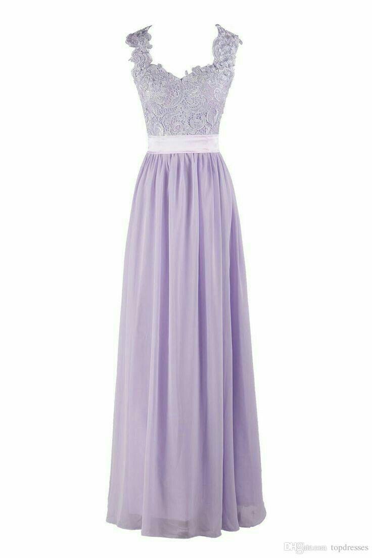 Lilians (Trauzeugin) Kleid  Günstige Brautjungfernkleider