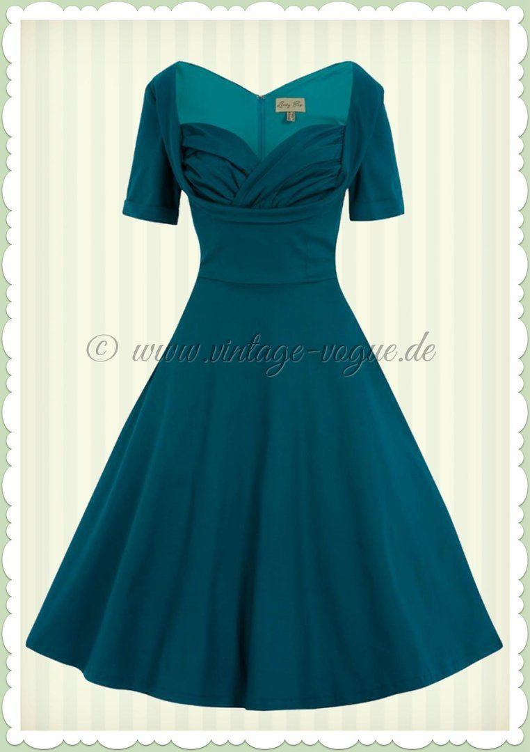Lindy Bop 50Er Jahre Rockabilly Petticoat Kleid - Sloane