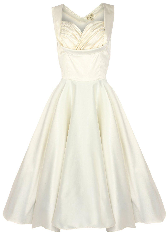 Lindy Bop 'ophelia' Rockabilly Kleid 1950Er Jahre, Hochzeit