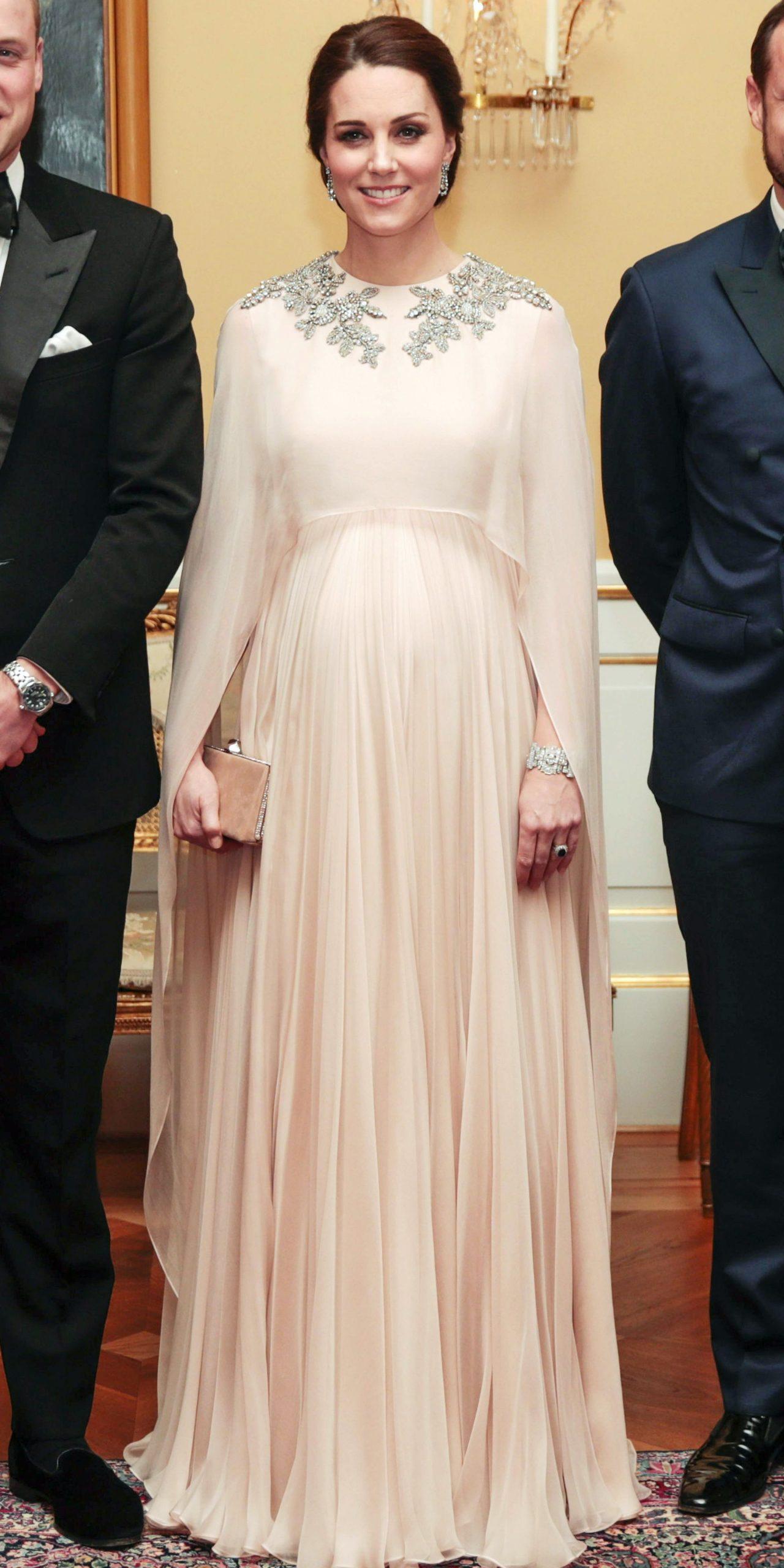 Look Of The Day | Kate Middleton Kleid, Abendkleid Und