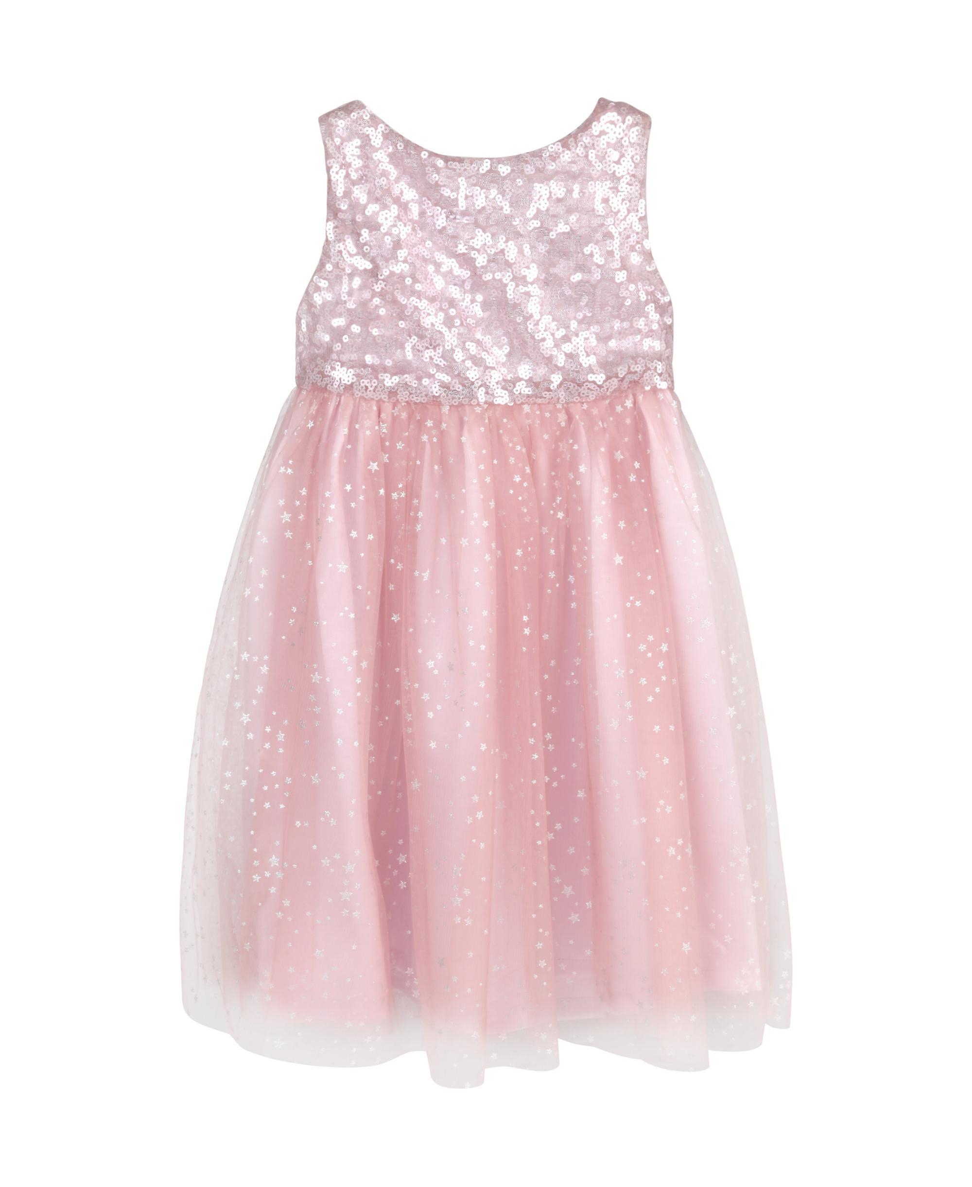 Mädchen Brautjungfer Tutu Kleid Baby Blume Party Hochzeit Prinzessin  Brautjungfer 3-7Y