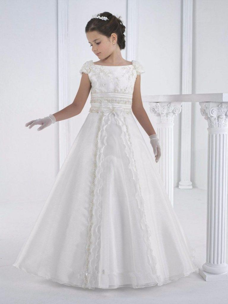 Mädchen Kleid Meta  Brautkleider Für Kinder, Blumenmädchen