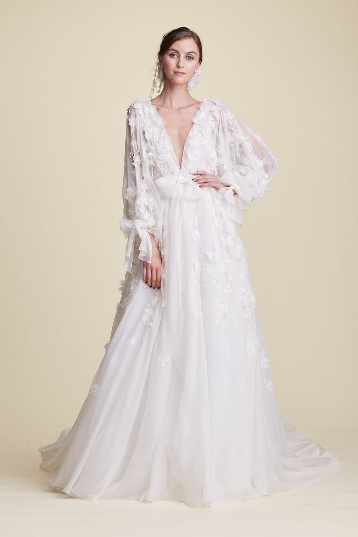Marchesa 2018 Wedding Dress, Available At Esposa Privé