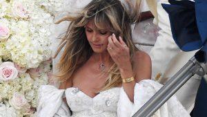 Masak Una: Heidi Klum: Eine Hochzeit - Drei Designer-Kleider