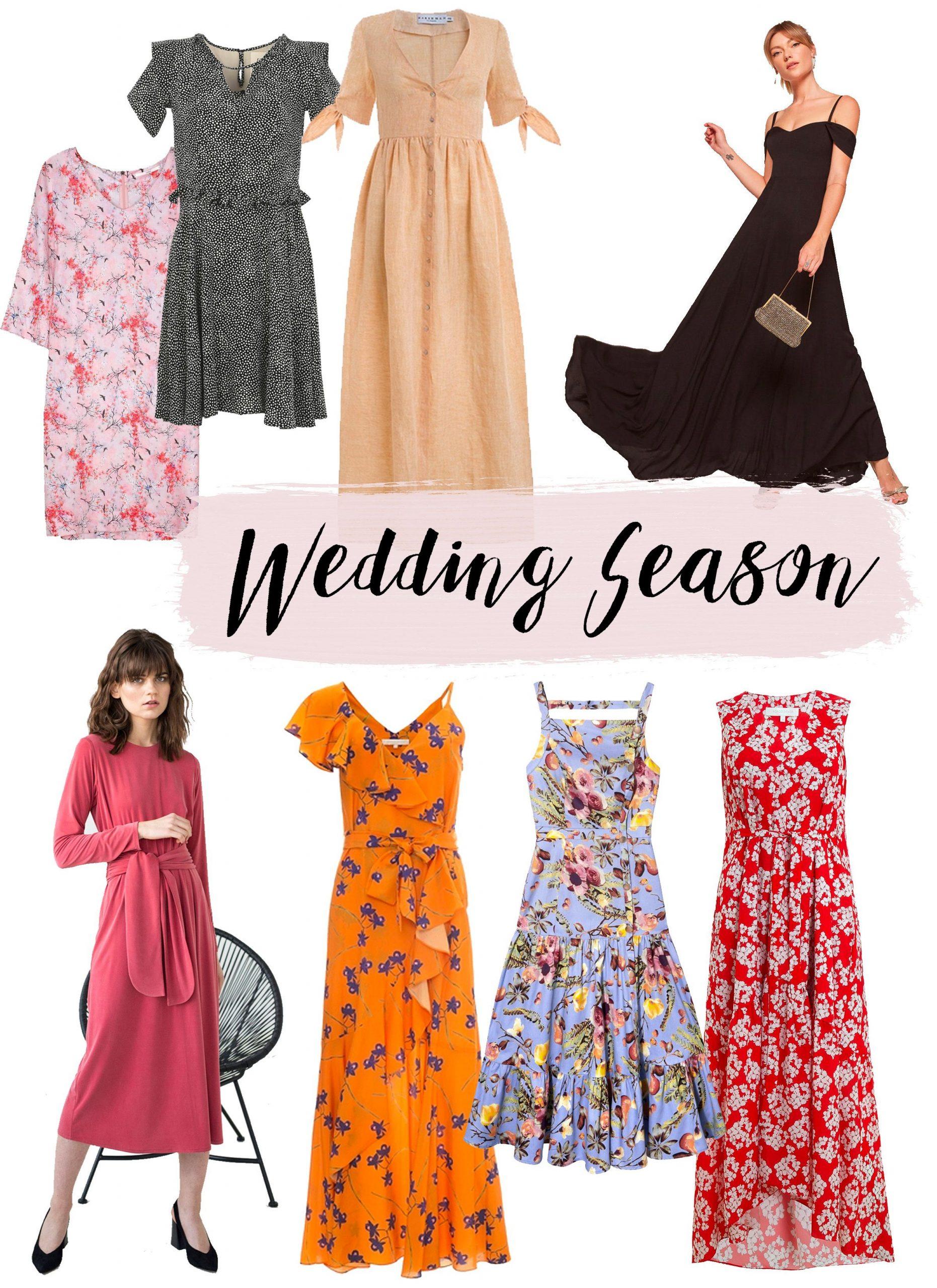Mega Shopping Guide: Faire Hochzeitsgastkleider