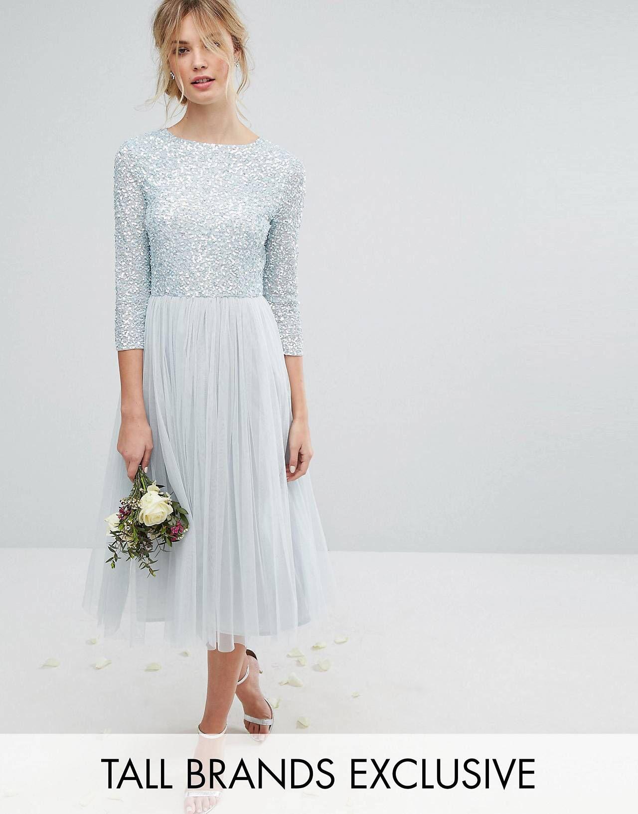 Festliche Kleider Für Hochzeit Asos - Abendkleid