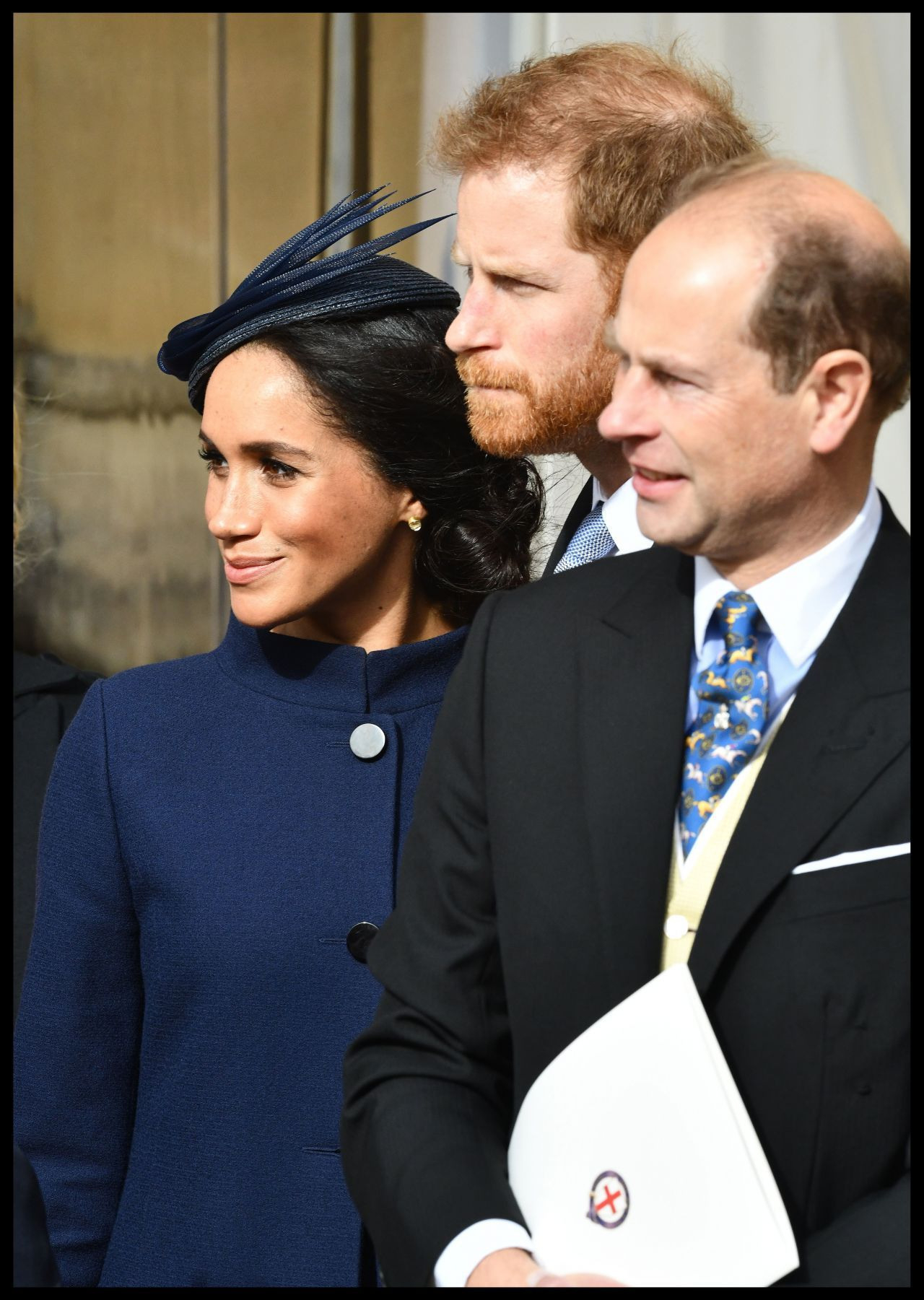 Meghan-Markle-And-Prince-Harry-At-The-Wedding-Of-Princess