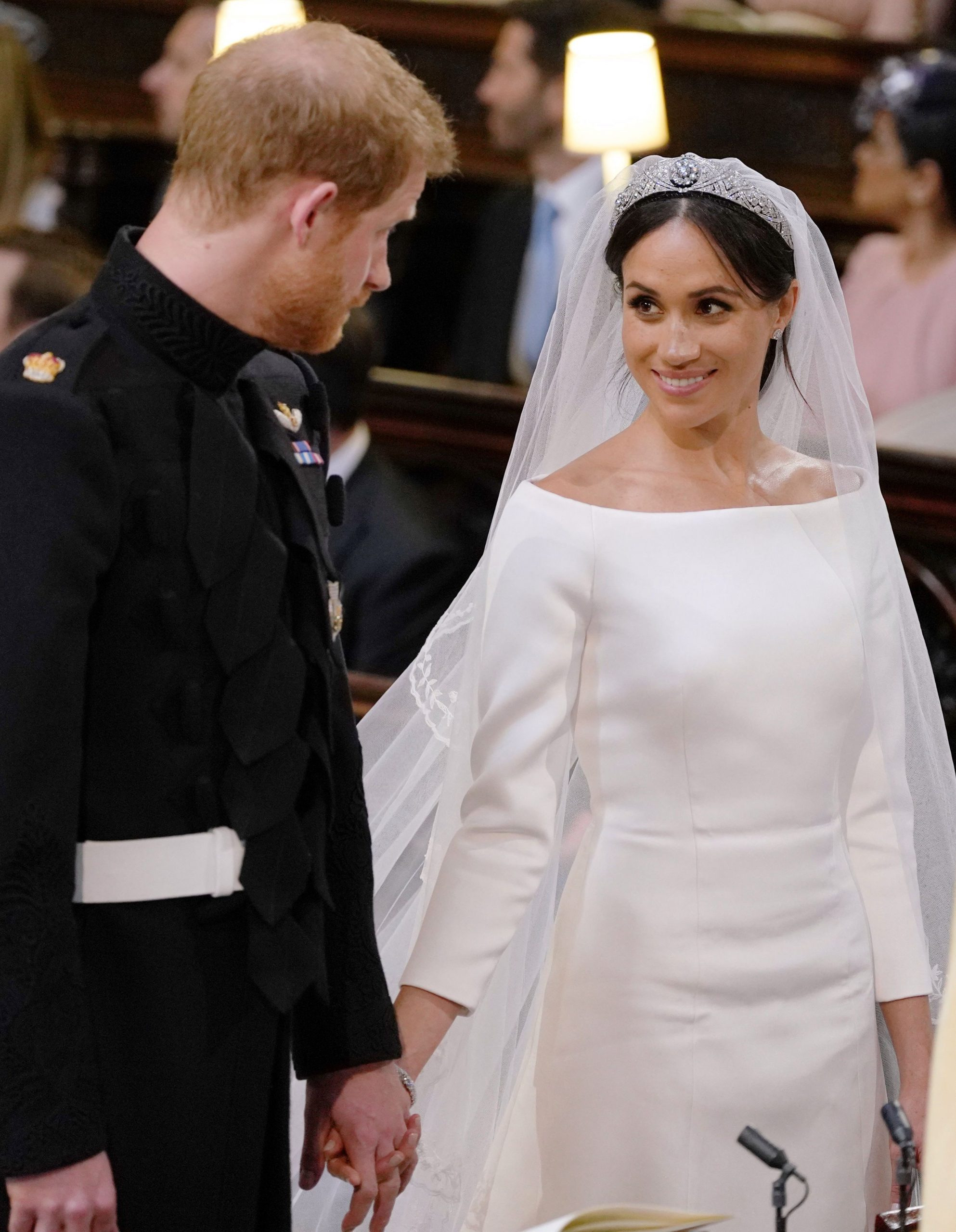 Meghan Markle's Royal Wedding Dress Is A Nod To American