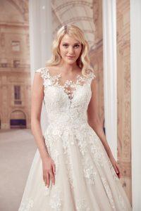 Milanoeddy K - Brautkleid Md285 In 2019   Kleid Hochzeit