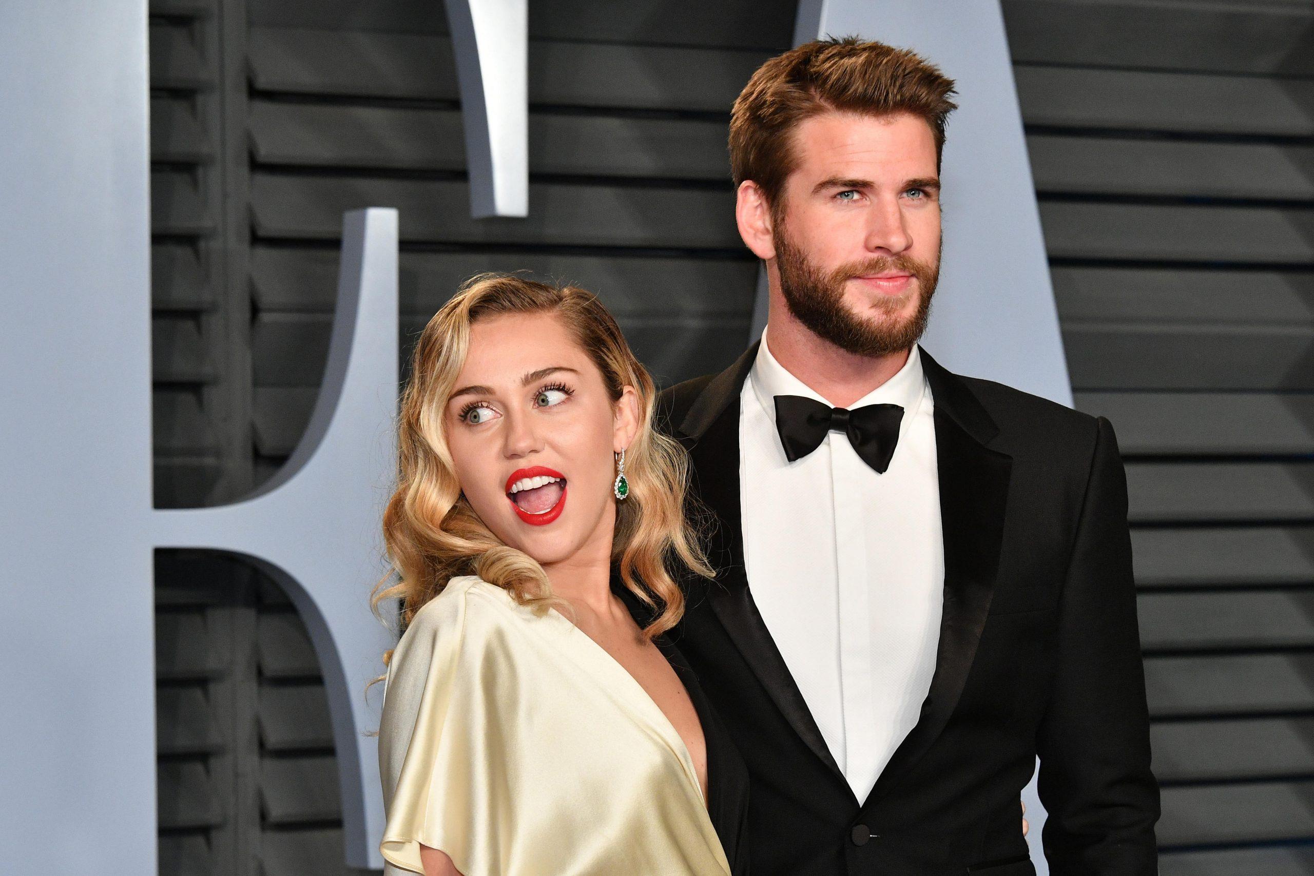 Miley Cyrus: Erster Look Auf Ihr Ganzes Brautkleid | Gala.de