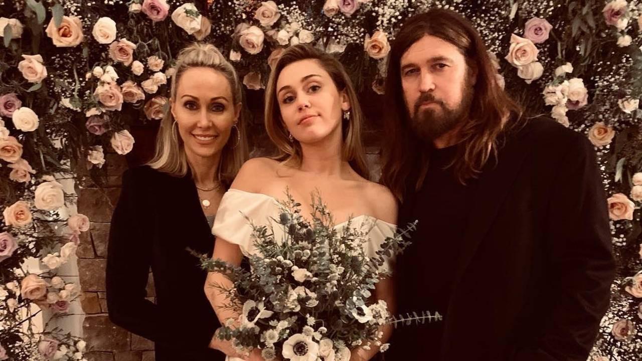 Miley Cyrus + Liam Hemsworth: Weitere Hochzeitsfotos Sind
