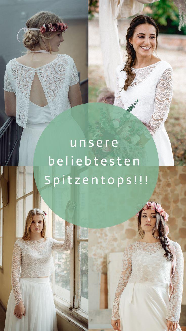 Mix & Match! Wer Gerne Zwei Looks Zur Hochzeit Tragen Möchte