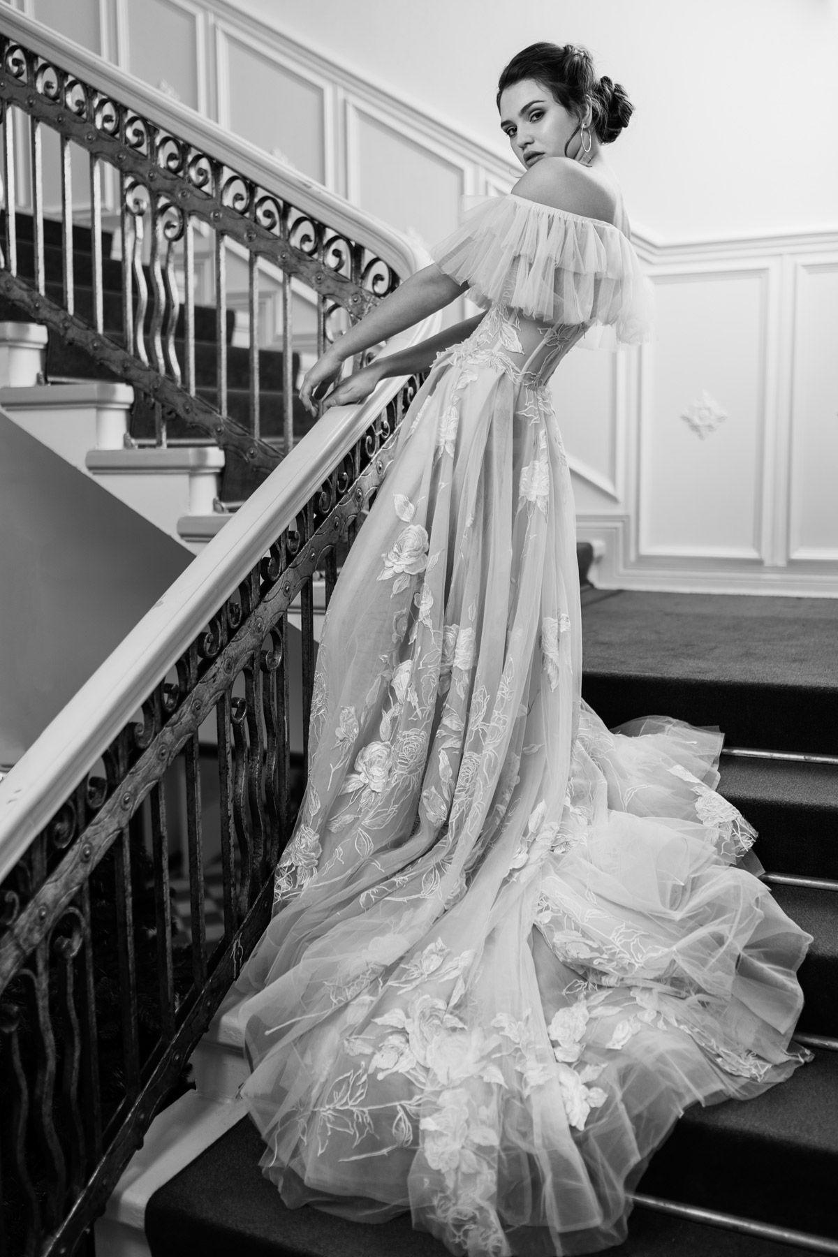 Moderne Hochzeitsfotografie Berlin - Hochzeitsidee