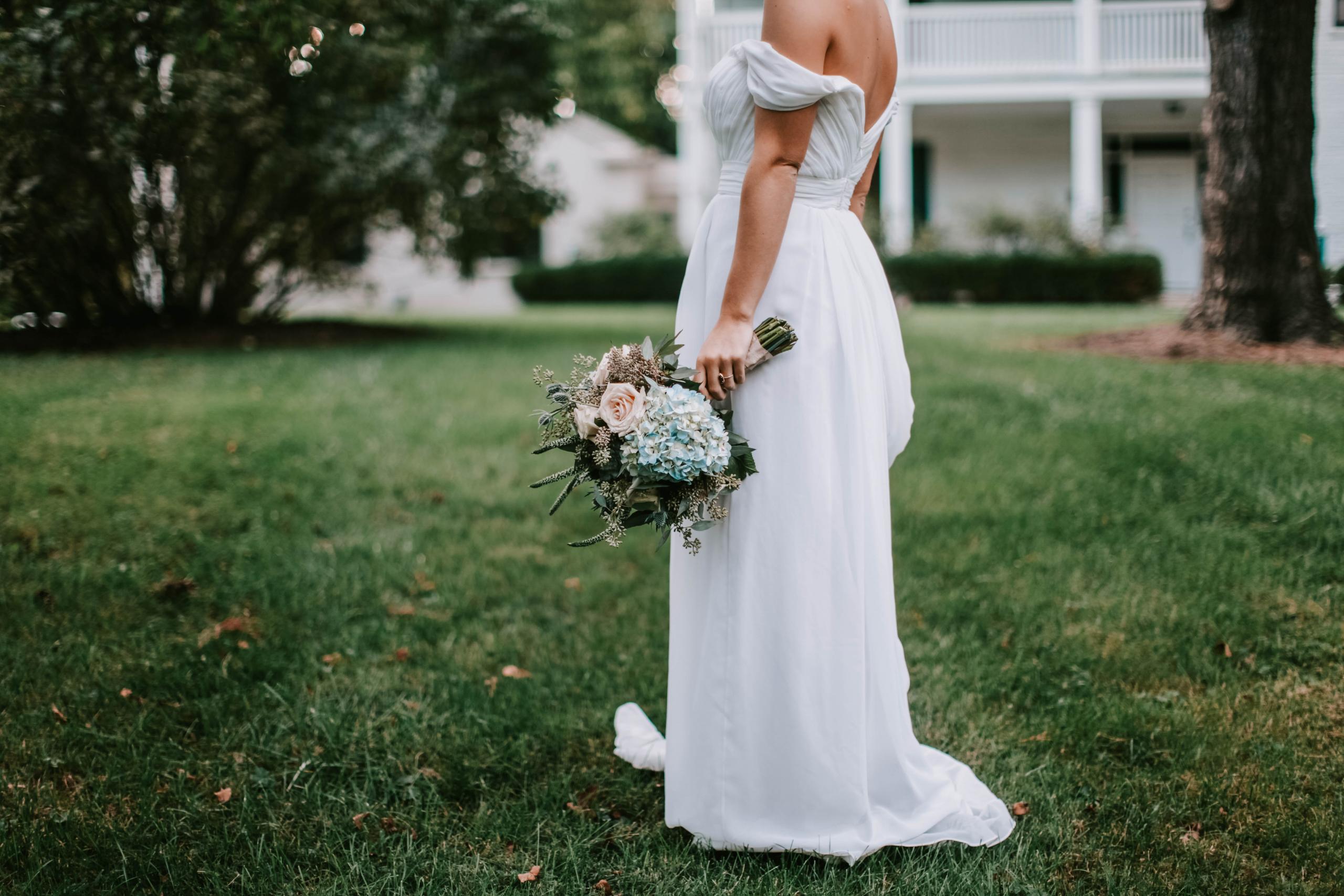 Nachhaltig Heiraten – Teil 3: Das Brautkleid – Ekologiska