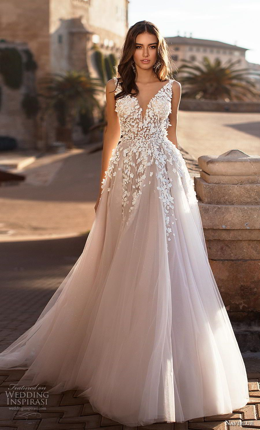 Naviblue 2019 Brautkleider | Hochzeitskleid, Kleid Hochzeit