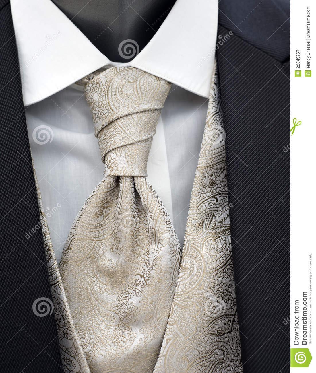 Nette Moderne Hochzeitskleidung Für Mann Stockbild - Bild