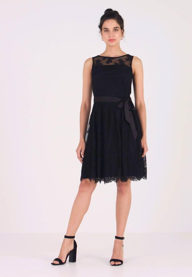 New Delicate - Cocktailkleid/festliches Kleid - Black