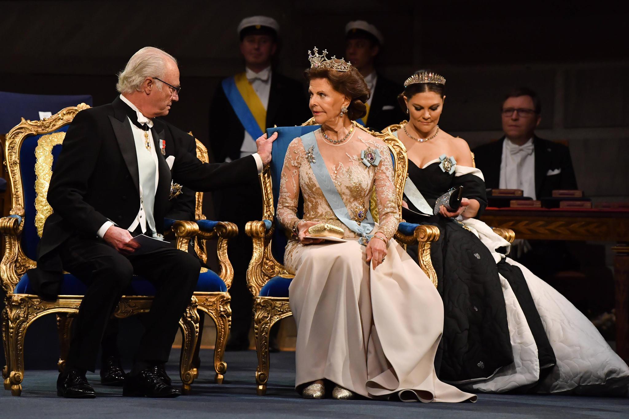 Nobelpreis 2019: Die Schönsten Looks Der Veranstaltung   Gala.de