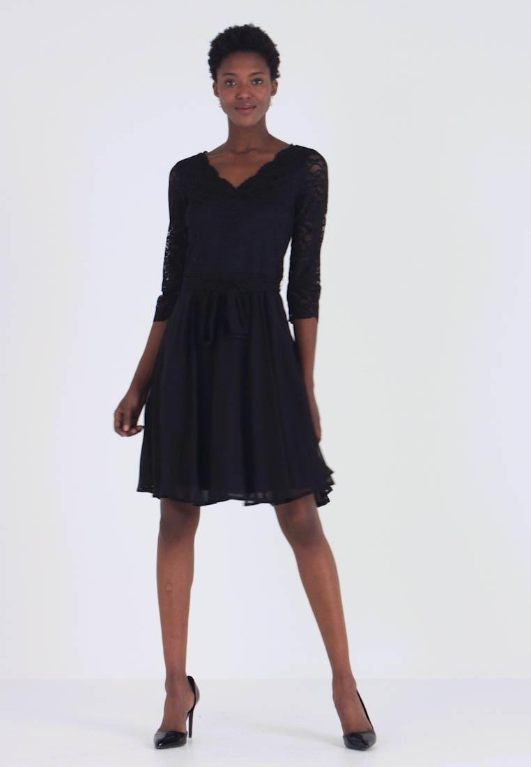 Octavia Stretch - Cocktailkleid/festliches Kleid - Black