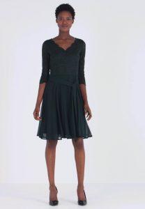 Octavia Stretch - Cocktailkleid/festliches Kleid - Dark Teal Green