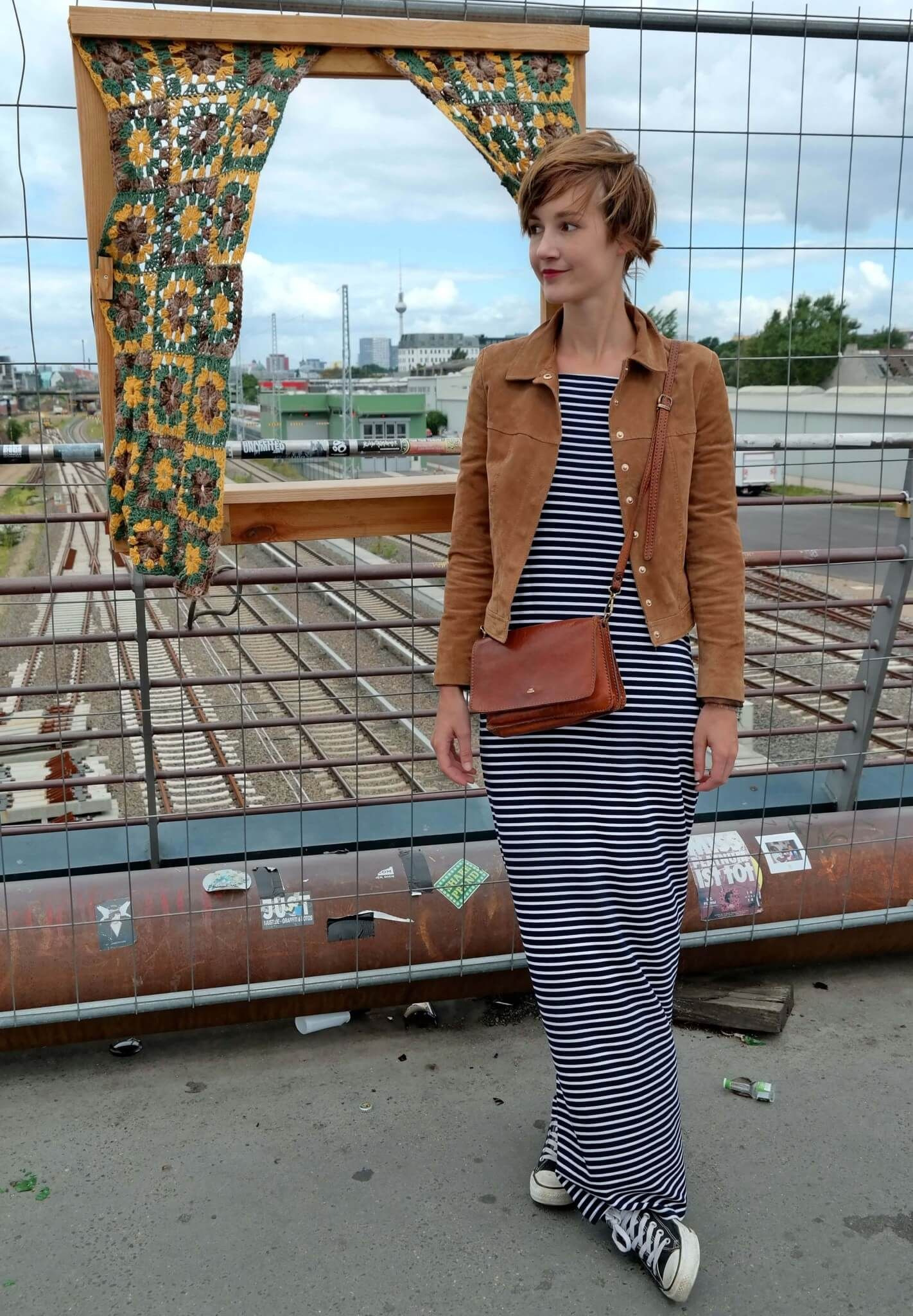 Outfit // Das Neue Lieblingskleid Von Edited X Maja Wyh