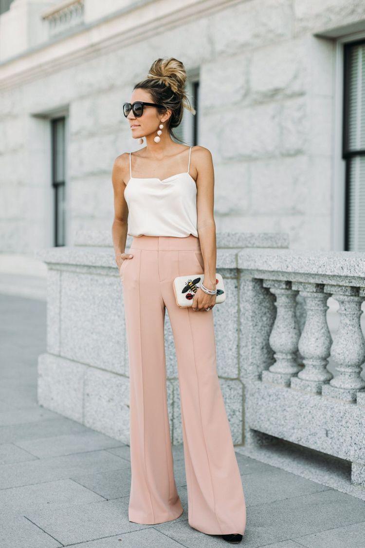 Outfit Für Hochzeitsgäste – Elegante Ensembles Mit Hose Für