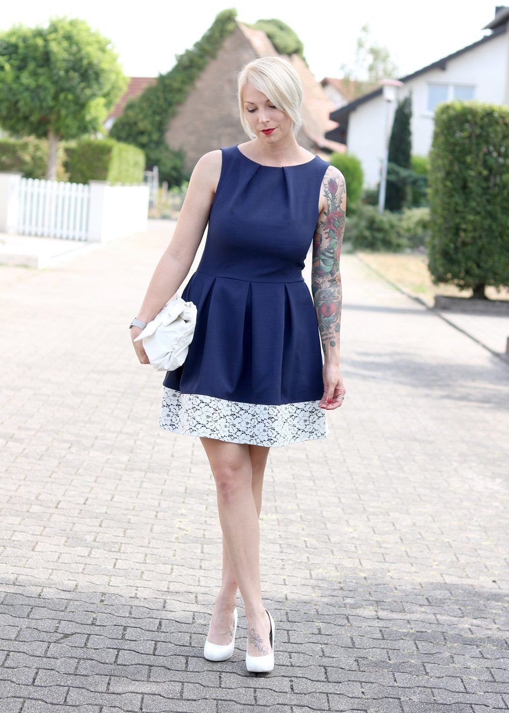 Outfit: Last-Minute Hochzeitslook Von Zalando - Lavie Deboite