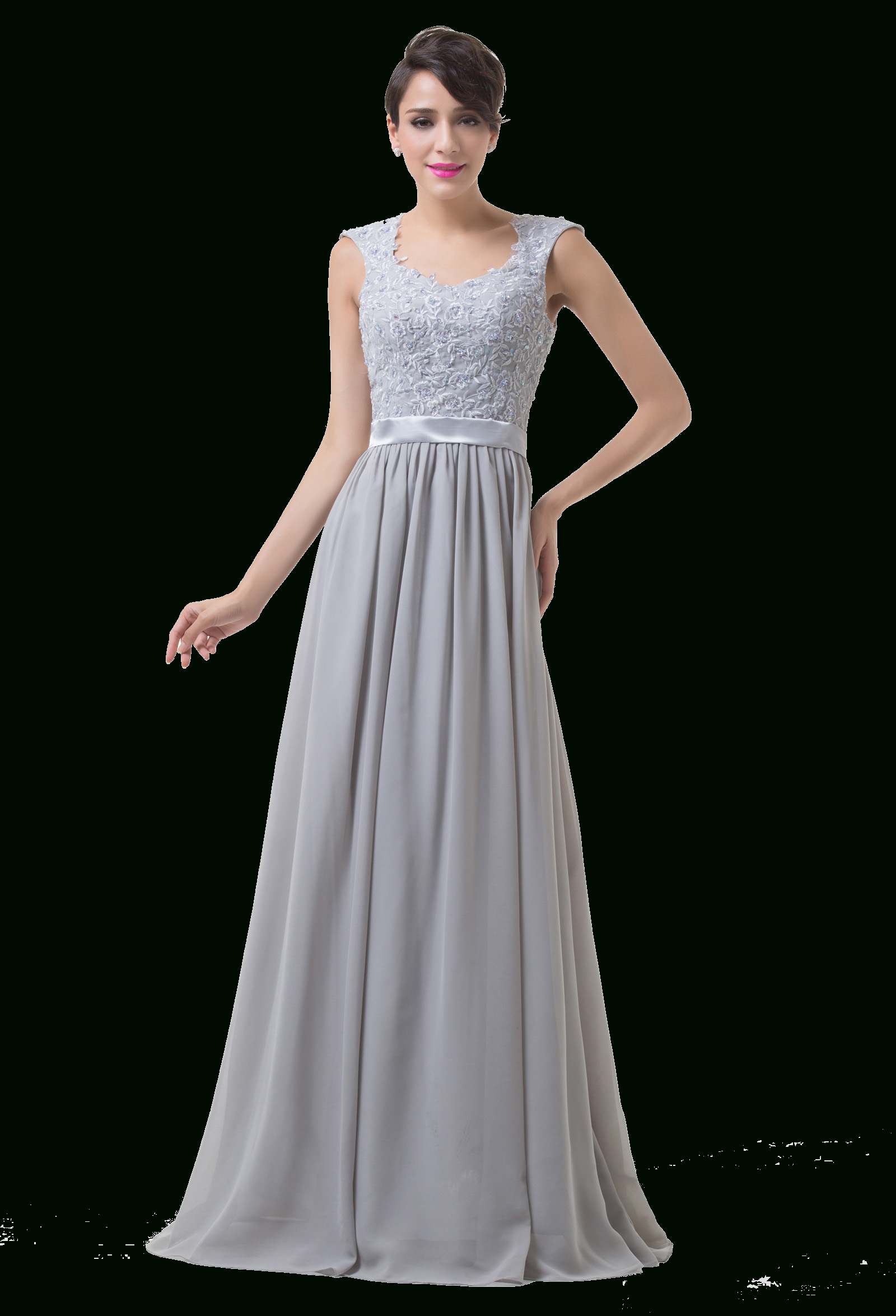 15 Schön Abend Kleid Grau SpezialgebietFormal Schön Abend Kleid Grau Ärmel