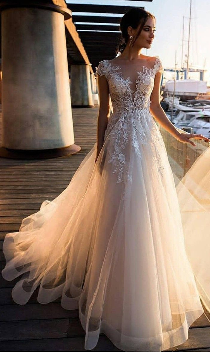 Pin Von Boillat Dana Auf Hochzeit | Braut, Kleider Hochzeit