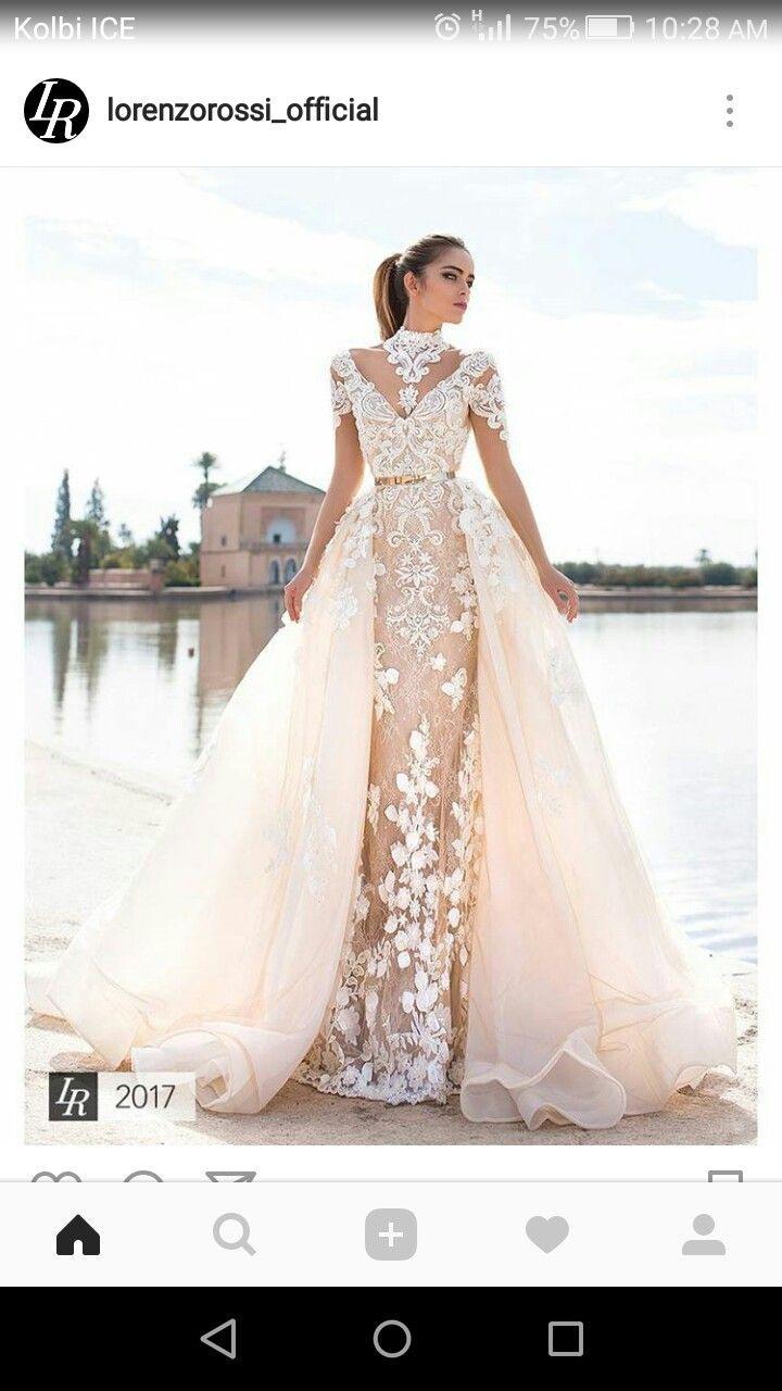 Pin Von Hina Aqazadah Auf Afg | Hochzeitskleid, Kleid
