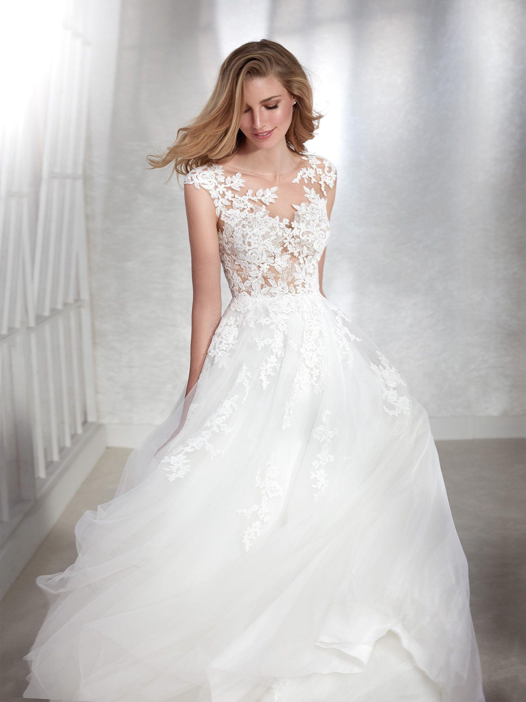 Pin Von Marry Me Auf Felicidad | Brautkleid, Braut