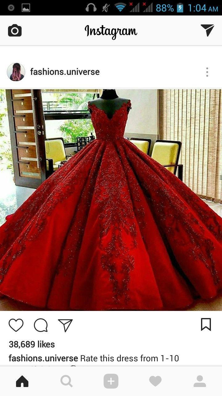 Pin Von Sevilay Auf Kina   Prinzessin Mode, Rote