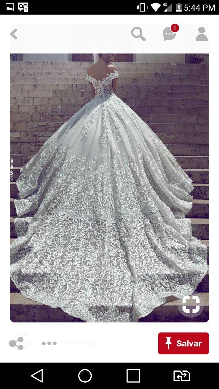Pinterest - Abendkleid