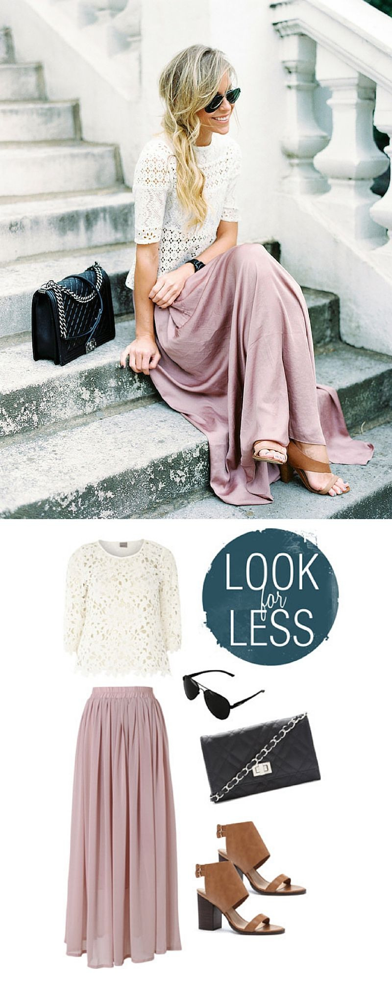 Pinterest Look For Less   Outfit, Hochzeitsoutfit Gast Frau
