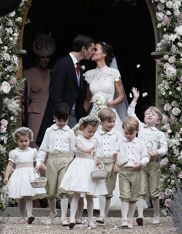 Pippa Middleton: Die Hochzeit In Bildern - Der Spiegel