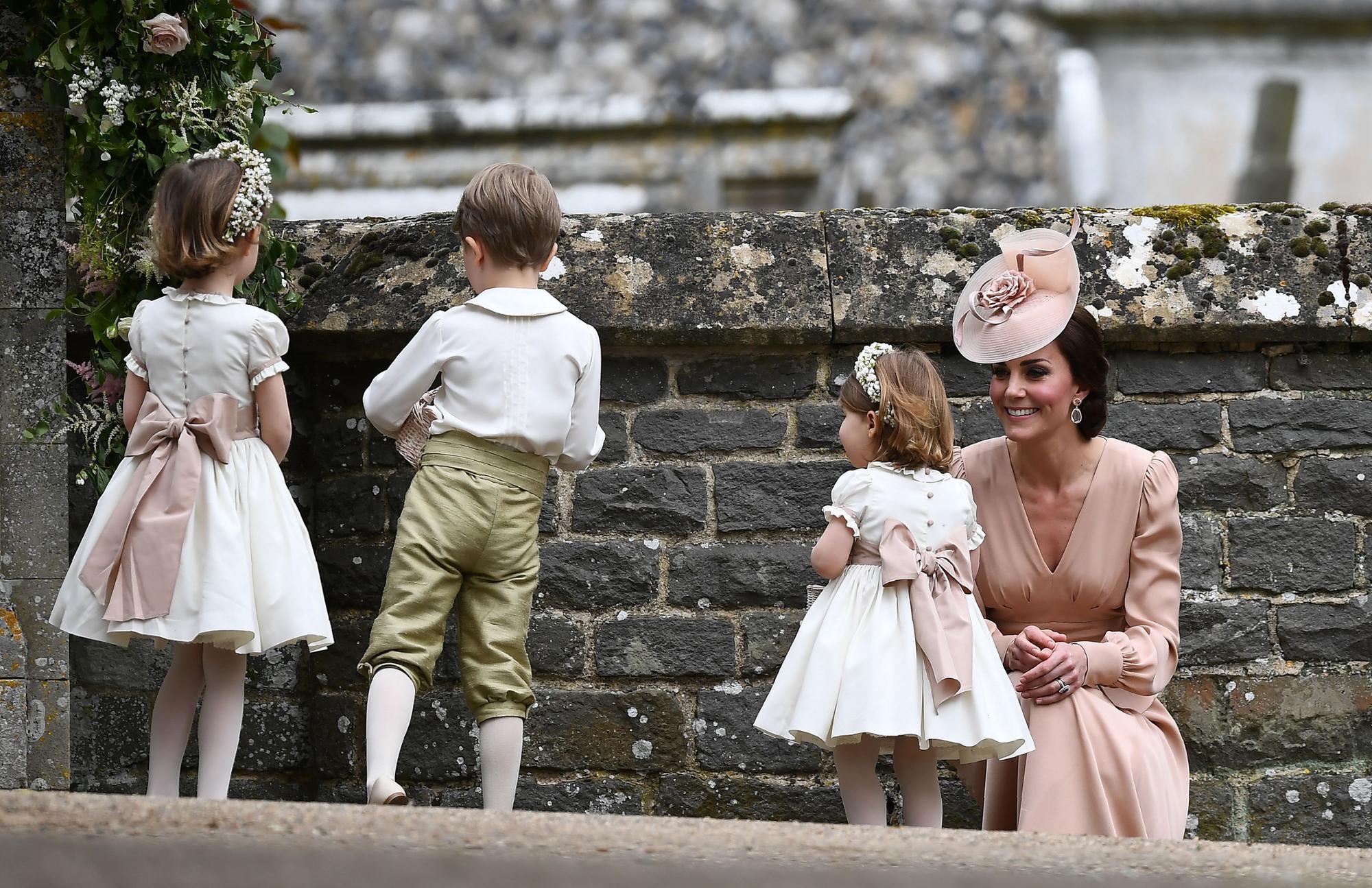 Pippa Middleton Hat Ja Gesagt | Stars