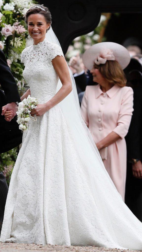 Pippa Middleton Wedding Dress | Pippa Middleton Wedding