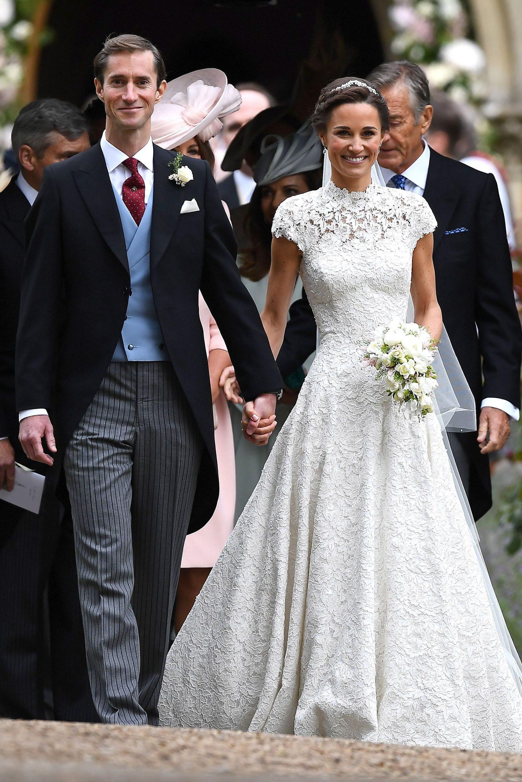 Pippa Middleton's Wedding In Photos | Promi Hochzeiten