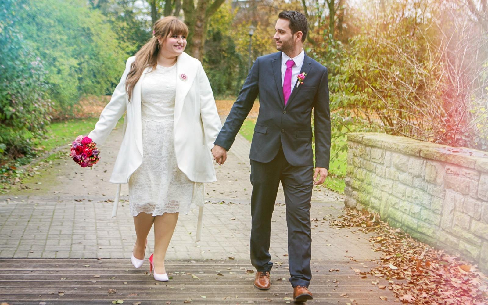 Plus Size Outfits Für Die Standesamtliche Hochzeit - Incurvy