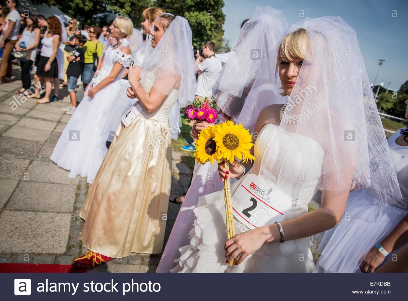 Polnische Hochzeit Stockfotos & Polnische Hochzeit Bilder
