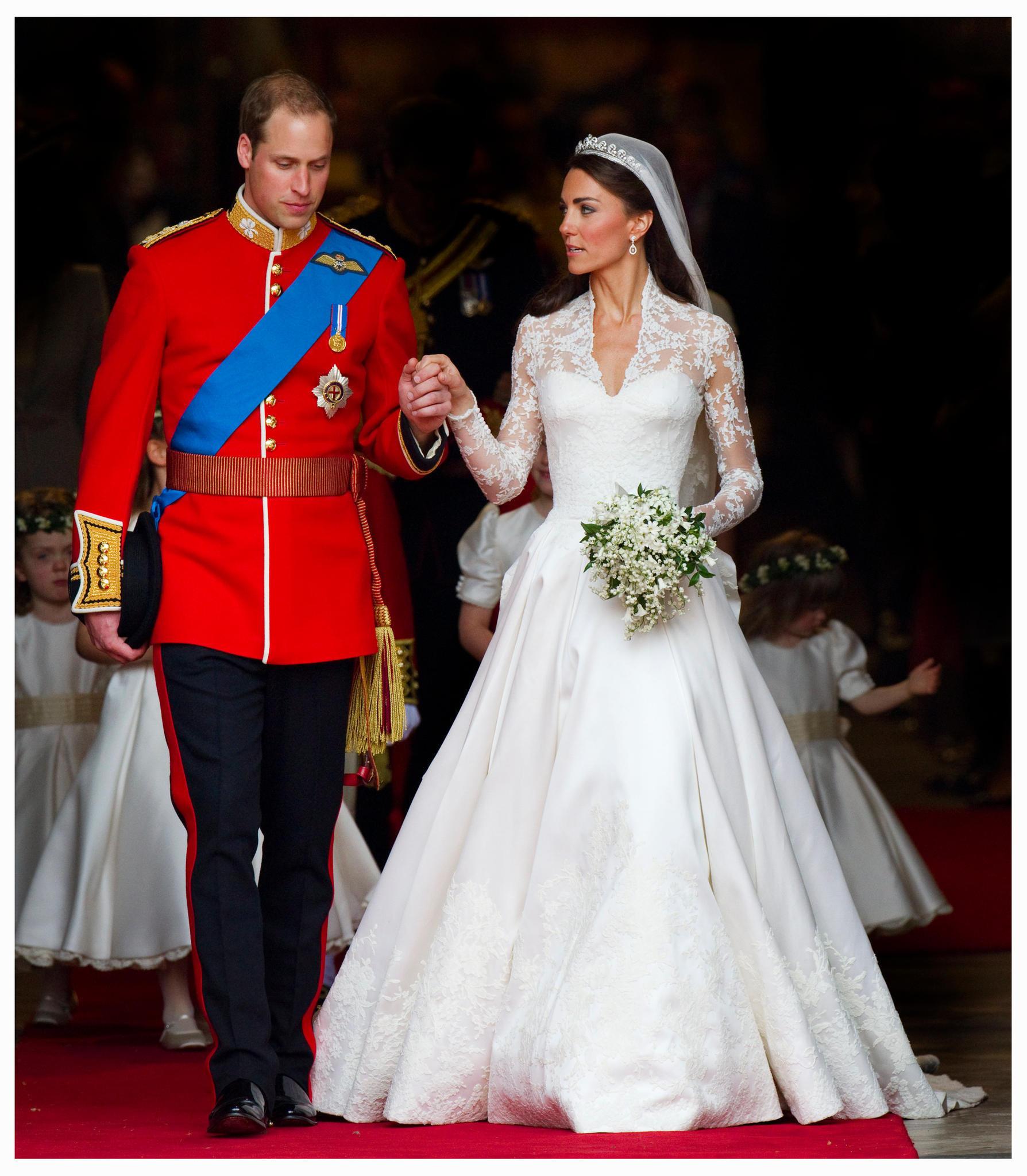 Prinz William: Dieses Detail Störte Ihn Bei Der Hochzeit Mit