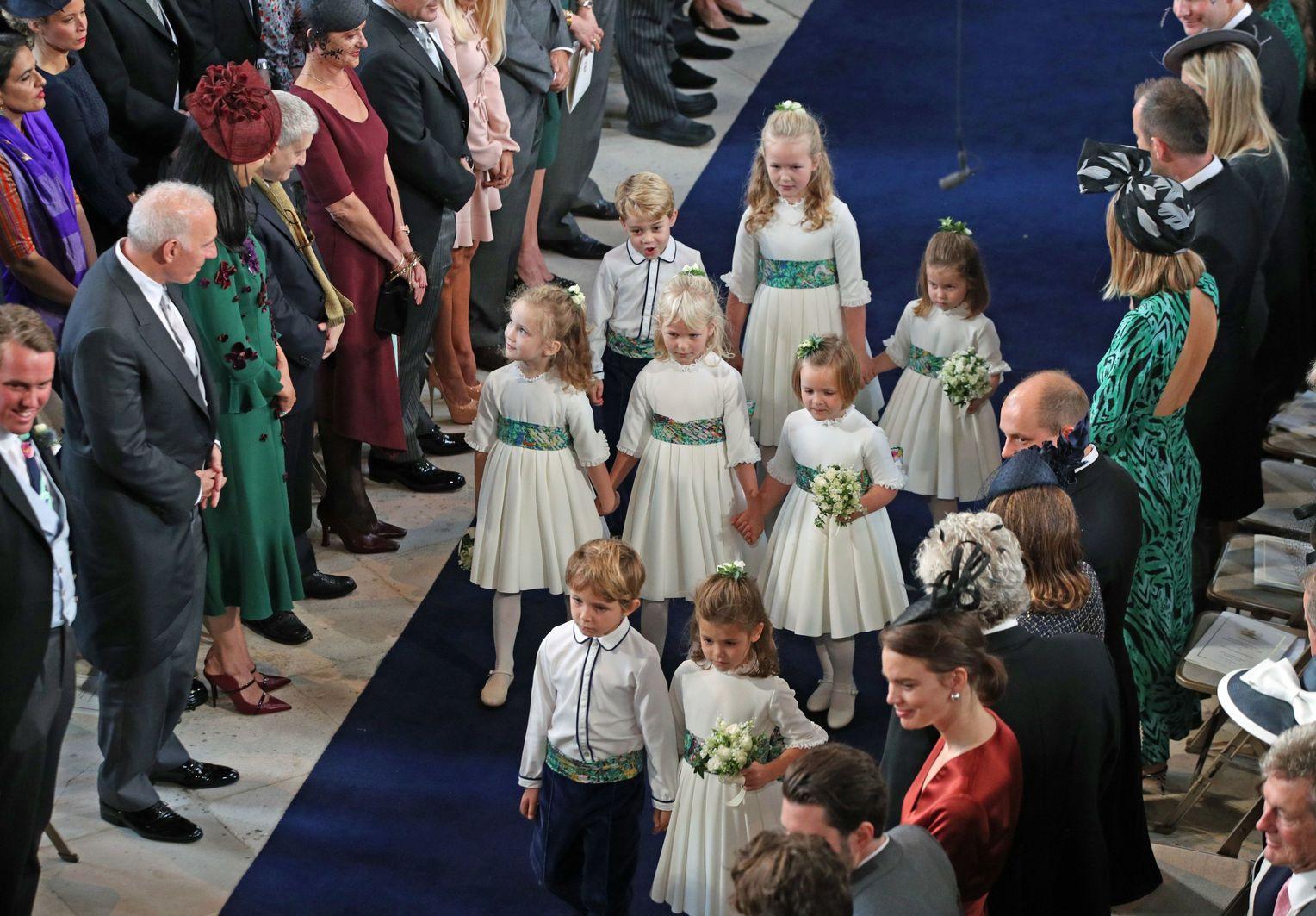 Prinzessin Eugenie: Die Details Der Hochzeit Mit Jack