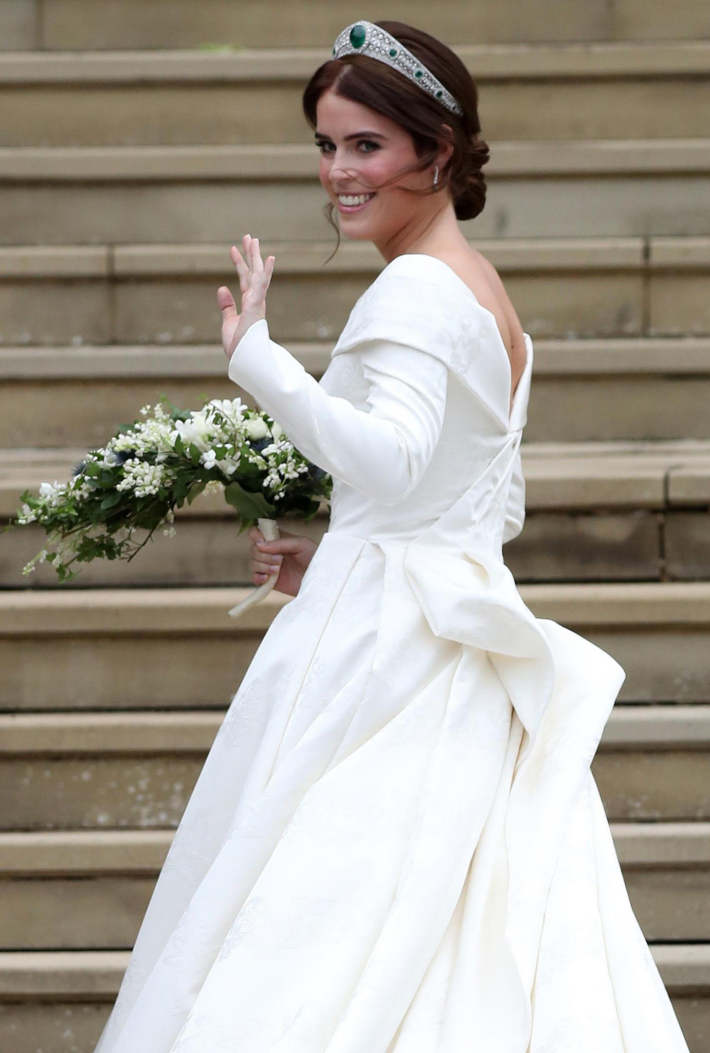 Prinzessin Eugenie: In Diesem Kleid Heiratet Sie Jack