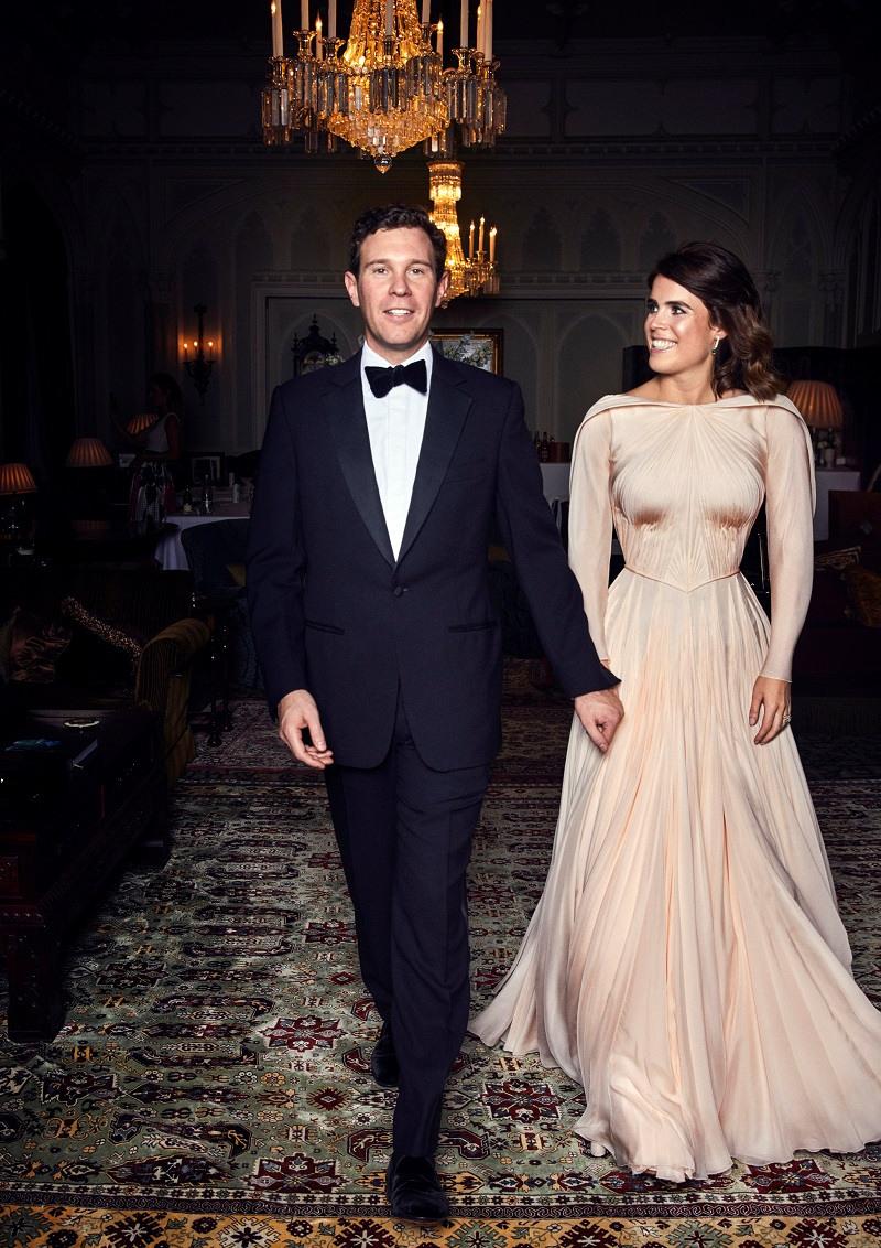 Prinzessin Eugenie: So Schön Strahlt Sie In Ihrem Zweiten
