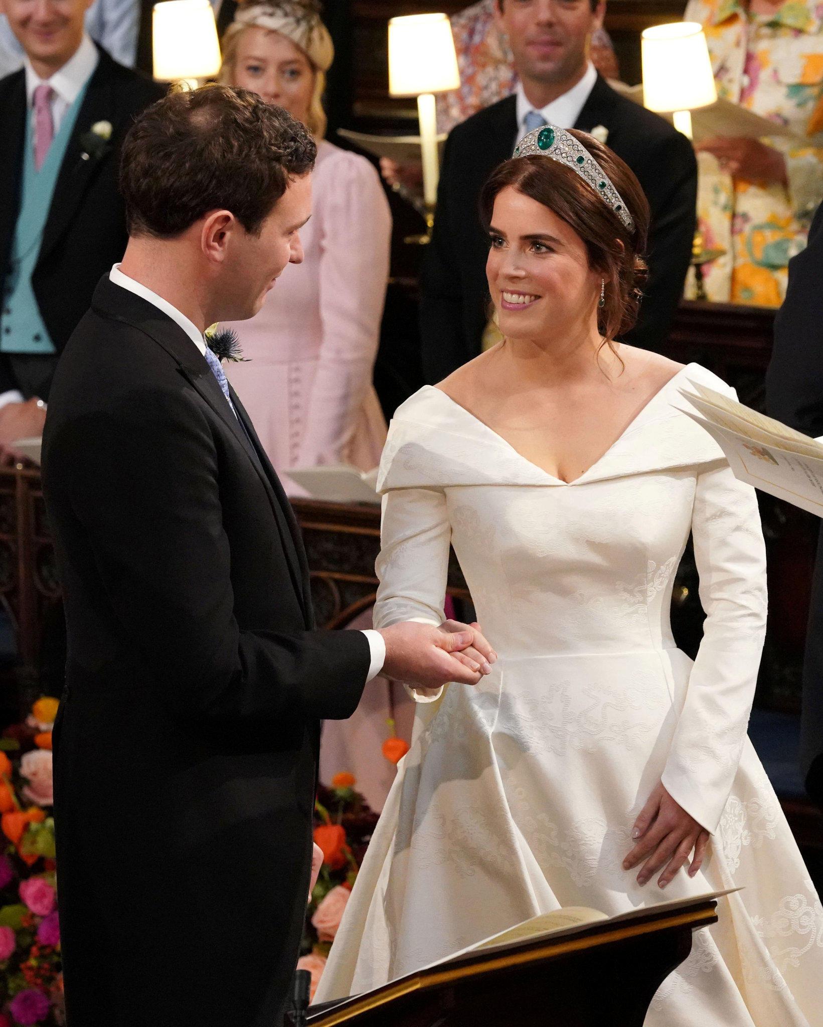 Prinzessin Eugenies Hochzeit: Sie Hat Ja Gesagt