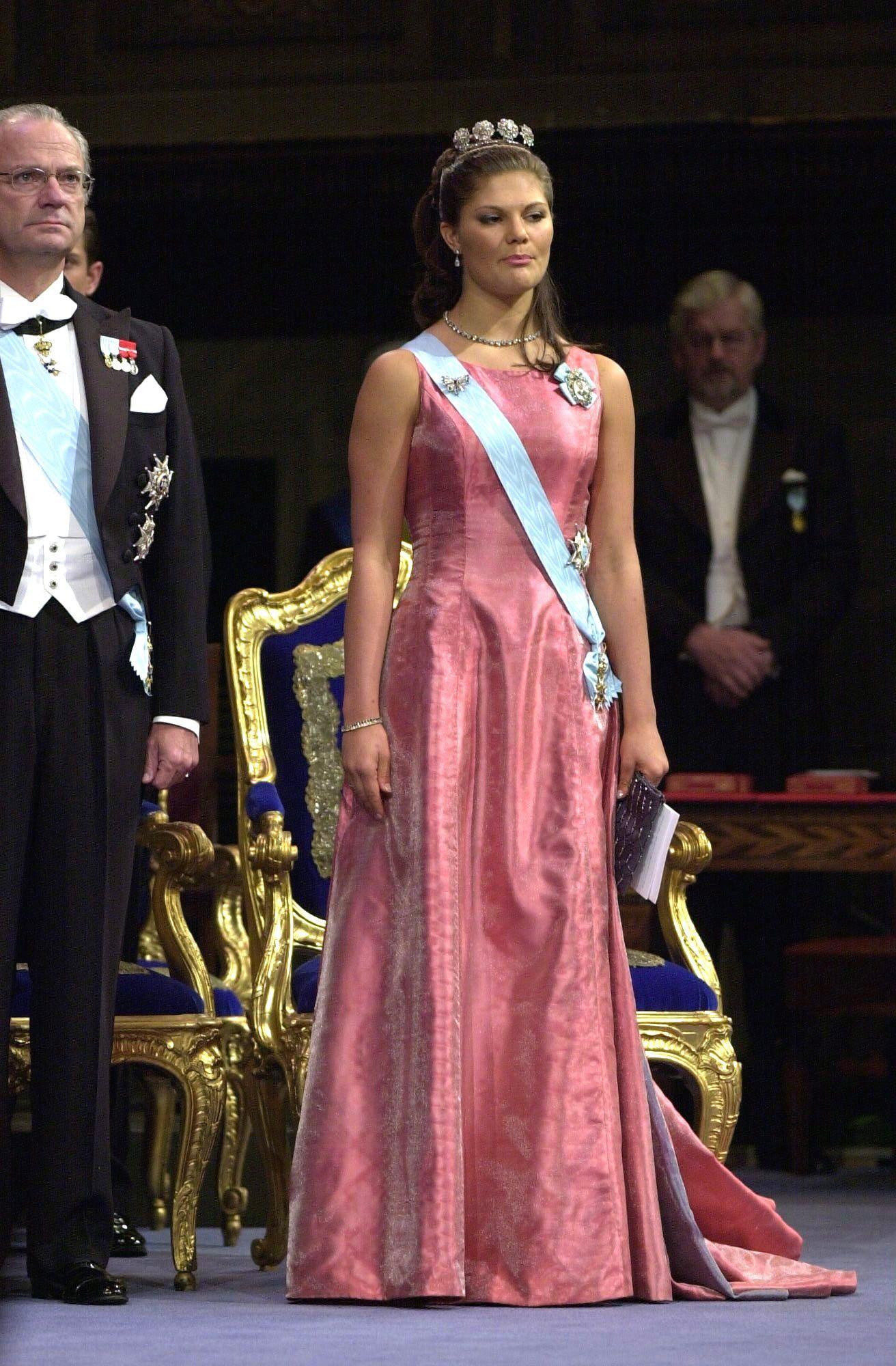 Prinzessin Victoria: Ihre Nobelpreiskleider | Prinzessin
