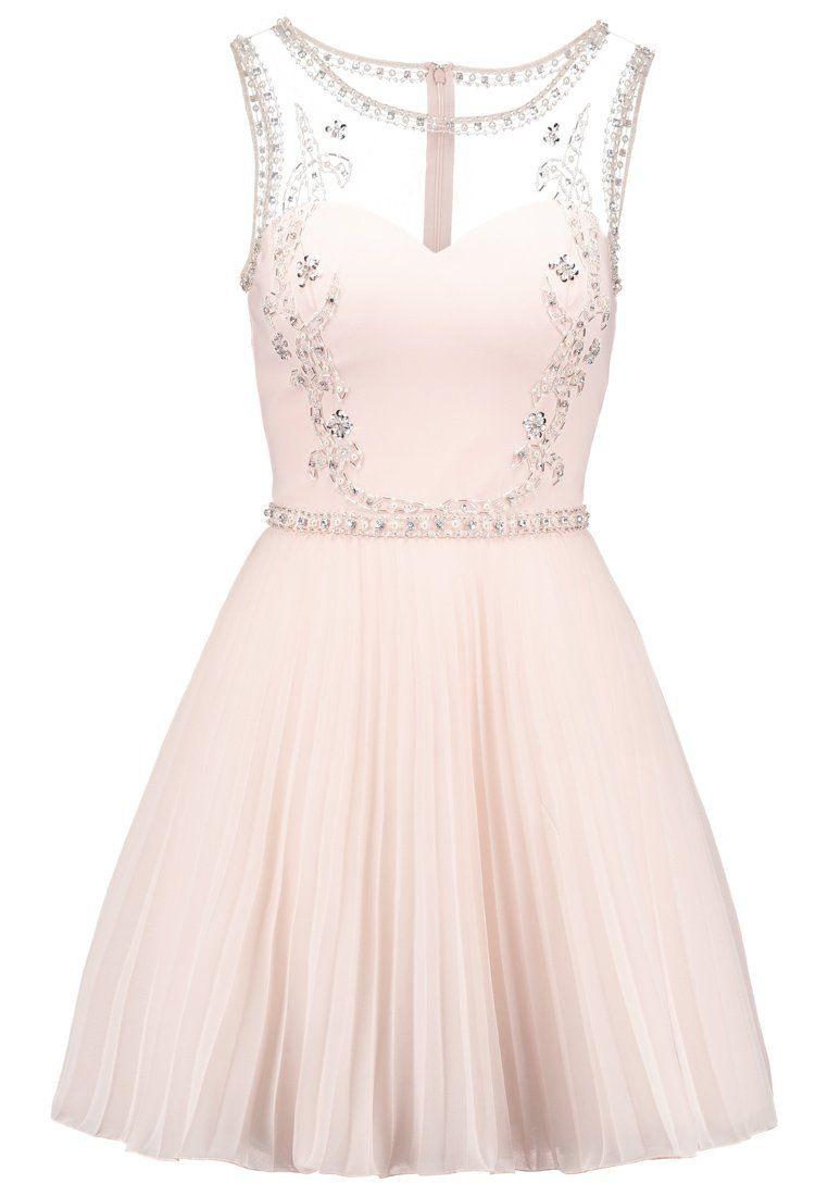 Prom Dress Creme Chi Chi London Cocktailkleid / Festliches