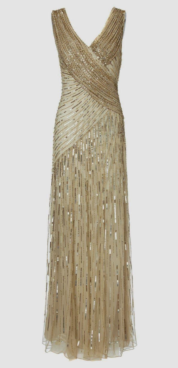 Prom Dressess | Schöne Kleider, Lange Kleider, Flapper-Kleider
