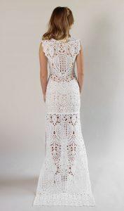 Romantiqueclaire Pettibone Laguna Lace Wedding Dress