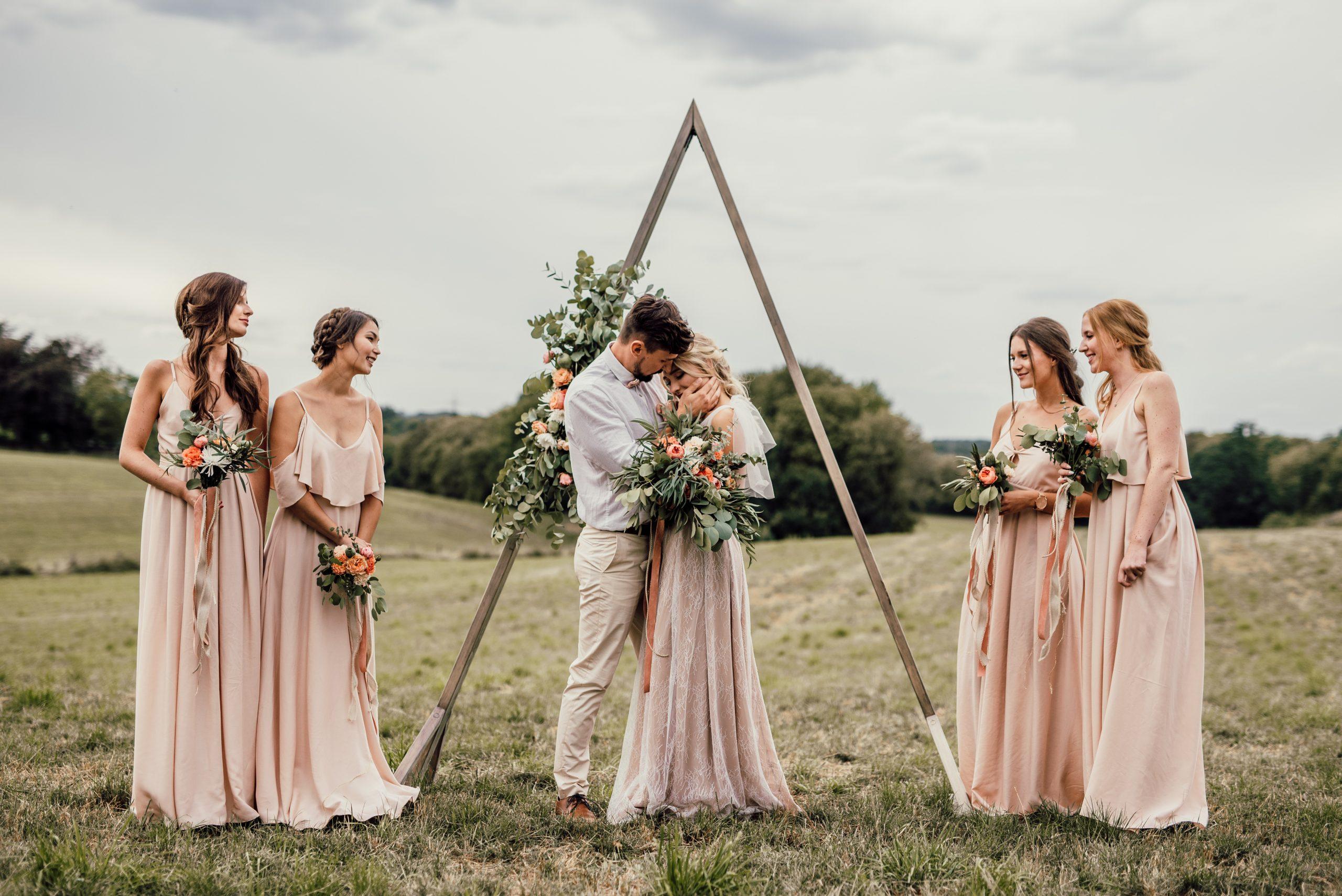 Romantische Boho Hochzeit – Esther Hofmann Design
